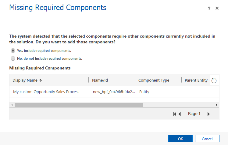How to enable a Business Process Flow in D365 v9 0 for UUI